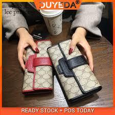 DuYeda® <b>Lee Princess Wallet</b> Red Envelope Long Clutch Large ...