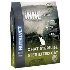 donner des croquettes normales  un chat stérilisé