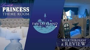 <b>Luxury Princess</b> Theme Room at the Fantasyland Hotel, West ...