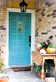 front door hardware sets light fixture placement turquoise doors teal full size