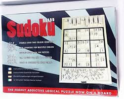 Sudoku Wooden Board Game Instructions Wooden Deluxe Sudoku Board Game Import It All 43