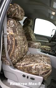 chevy trucks realtree max 5 camo seat covers