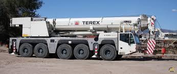 Terex Demag Ac200 1 240 Ton All Terrain Crane For Sale