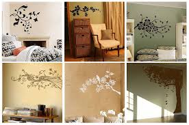 Small Picture Decorative Painting Ideas For Walls With Modern Homes Interior