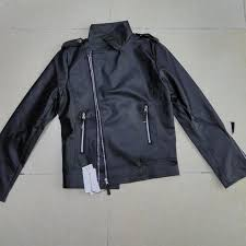 size m 2xl red pu men s faux leather jacket mens jackets and coats winter black blazer zippers long sleeve motorcycle coat