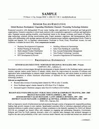 Sales Manager Cv Template Cv Examples Sales Resume Templates Design For Job Seeker