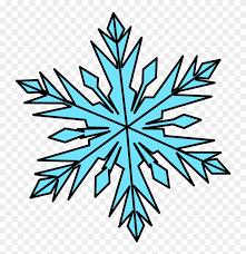 Elsa Snowflake Template Frozen Snowflakes Clip Art Free