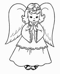Small Picture Angel coloring pages are perfect for children from all age groups