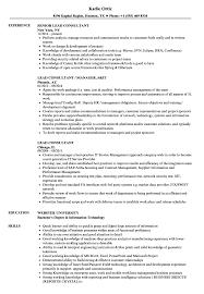 Lead Consultant Resume Samples Velvet Jobs