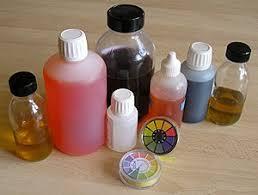 """Résultat de recherche d'images pour """"image indicateur coloré dosage"""""""