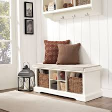 ... Home Design White Entryway Bench Storage Front Door Shed Home Deck Bath  Elegant And Lovely Stora