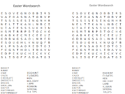 Small Picture All Worksheets Easter Word Search Printable Worksheets