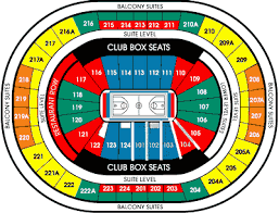 76ers Seating Chart First Union Center Spectrum Seating