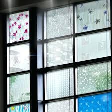 Fensterfolie Wellen Fensterfolien Deko Produktfoto Fensterfolie