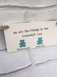 fathers day grandad grandad birthday gift grandad gift father s day gift grandad birthday gift personalised grandad plaque personalized the wooden