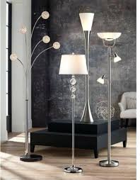 possini euro design lighting. Possini Euro Design Piazza Brushed Nickel Floor Lamp Lighting