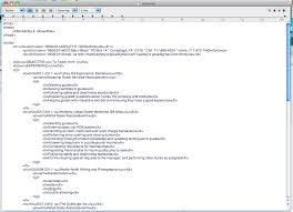 A Goss Intro To Computer Design Creating A Resume Using Html Coding