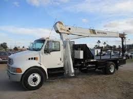 sterling crane truck for 9 listings page 1 of 1 2003 sterling acterra crane truck