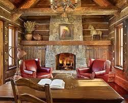 Home office cabin Cabin Site 18 Great Cabin Home Office Design Ideas In Rustic Style Style Motivation 18 Great Cabin Home Office Design Ideas In Rustic Style Style