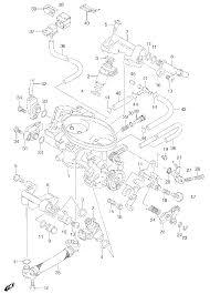 2007 suzuki boulevard m50 vz800 throttle body parts best oem