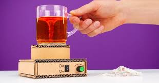 diy magnetic stirrer works with any cup mug