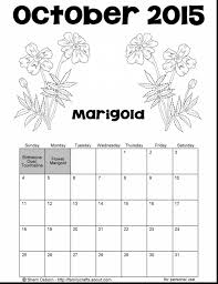 Small Picture incredible october calendar coloring page with october coloring