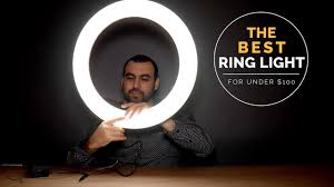best ring light for video you or makeup 2018 review