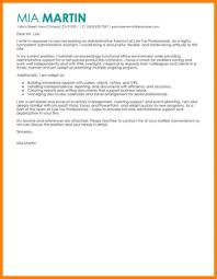Resume Business Administrative Assistant Cover Letter Best