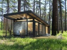 Small Picture Natural Elegant Design Of The Modern Prefab Log Cabins That Can Be
