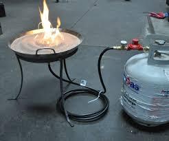 diy fire pit glass rocks tropical daze diy glass fire pit ship regarding diy propane fire pit ideas