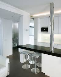 Modern Kitchen Island For Dining Table Kitchen Island Modern Apartment In Reykjavik