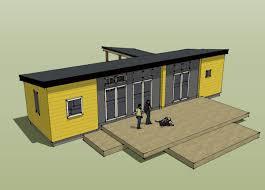 Flatpack House Ikea Houses Ikea Portland And Ideabox Debut Prefab Homes At