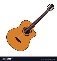 Guitar Design Acoustic Guitar Icon