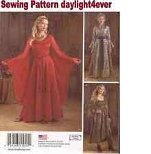 Medieval Dress Patterns Delectable Medieval Dress Pattern EBay