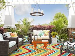 how to spruce up a back porch
