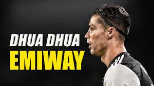 Cristiano Ronaldo ▻ dhua dhua - EMIWAY - new song 2019/20 - YouTube