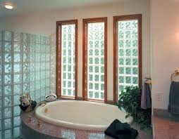 seattle glass block prefabricated vinyl frame glass block window using 6 x 8 pattern corning seattle