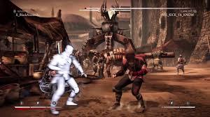Mortal Kombat XL Pussy boy exposed YouTube