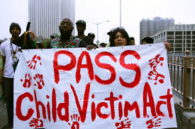 Image result for Images of Child Victims Act