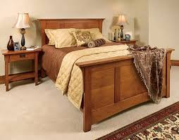 mission style bedroom set this is