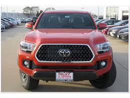New 2018 Toyota Tacoma TRD Offroad 4D Double Cab in Crystal Lake ...
