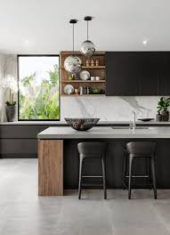 Kitchen The Signature By Metricon Riviera On Display In Sorrento