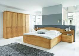 Loddenkemper Massivholz Schlafzimmermöbel Geölte Erle Vierteilig