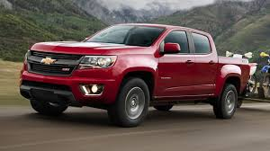 Chevy Colorado, GMC Canyon Losing Manual Transmissions - CarsDirect