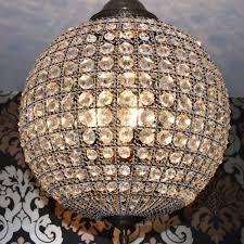 living breathtaking round glass ball chandelier 24 pendant light inspirational