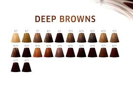 Wella Color Touch Chart Wella Color Tango Chart Www Bedowntowndaytona Com