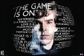 Sherlock Quotes Extraordinary Amazon Sherlock Quotes Sherlock Holmes British Crime Drama TV