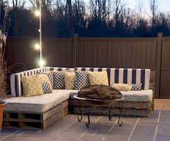 outdoor furniture from pallets. medium sized throw pillows diy making your own pallet patio furniture outdoor from pallets