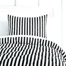 black and white striped duvet. Perfect Striped Black And White Striped Duvet Cover  King Inside E