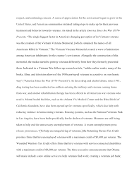 research essay  5 respect